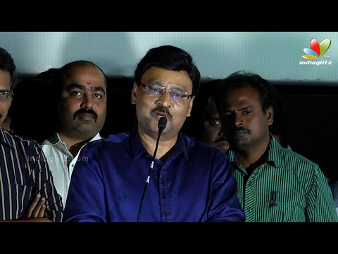 K. Bhagyaraj, Jayaram, Parthiepan Speech at Thunai Mudhalvar Audio Launch