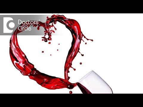 What is the association of alcohol and Heart Disease? - Dr. Anand Lingan