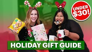 Jen & Julie's Holiday Gift Guide by Tastemade