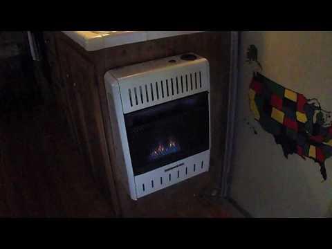 Pro-Com propane vent-free heater