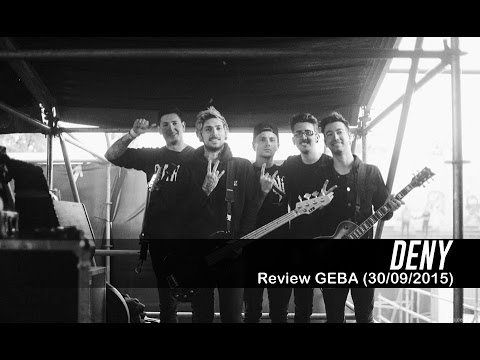 DENY Live at GEBA w/SOAD & Deftones