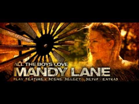 All the boys love Mandy Lane - DVD Menu