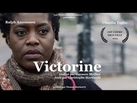 VICTORINE   Court métrage avec Claudia Tagbo et Ralph Amoussou
