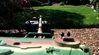 RC Tank War