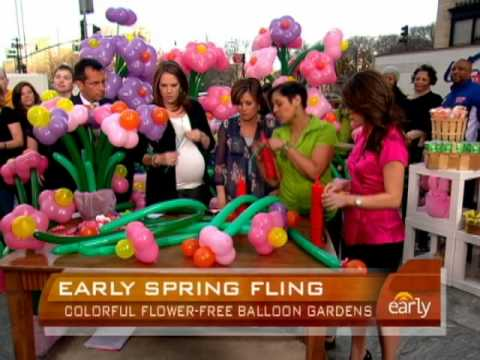 Flower-Free Balloon Bouquets