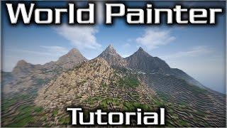 World Painter Tutorial - Mountains