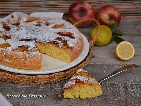 torta facile in padella - ricetta