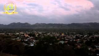 Atardecer en Jalapa desde el cerro de la Cruz