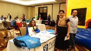 New England Health Wellness And Fitness fair ~ a report