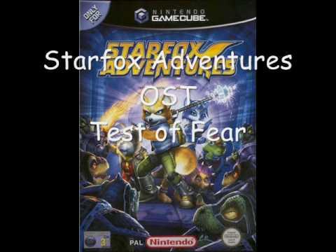 Starfox Adventures OST - Test of Fear