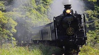 熊本駅と人吉駅の間を走るJR九州の観光列車「SL人吉」。2009年の「復活」から、今や九州を走る目玉列車のひとつとな.