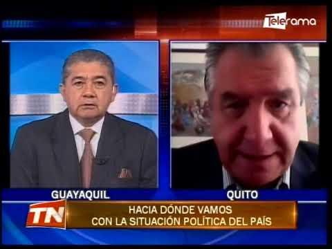 Hacia Donde Vamos:  con la situación política del país