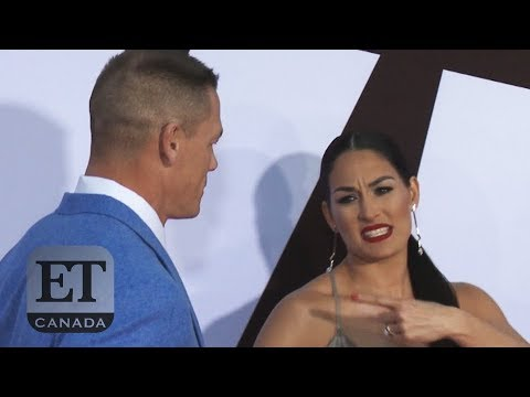John Cena, Nikki Bella React To Break-Up