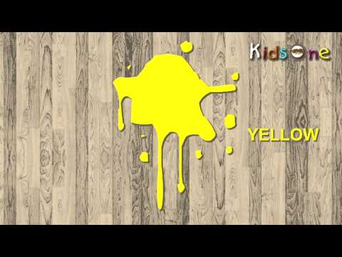 Colors  Nursery Rhymes  English Animated Rhymes