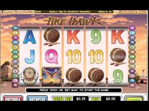 FIRE HAWK Slot Review