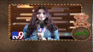 Tamannah supports TV9's Go Green Ganesha Campaign - TV9