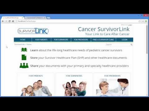 Video Case Study: CancerSurviorLink.org redesign with Mike Palgon