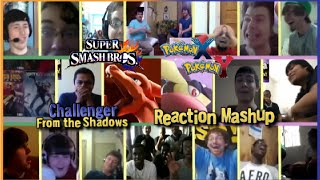 Challenger From the Shadows (Charizard and Greninja) Reaction Mashup!