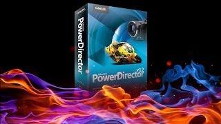 شرح إضافة نص ثلاثي الأبعاد 3D برنامج Cyperlink PowerDirector