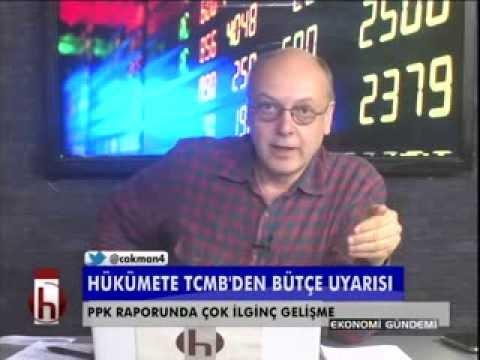 Dr. Cüneyt Akman'la Piyasalar: Borsada çöküş günü