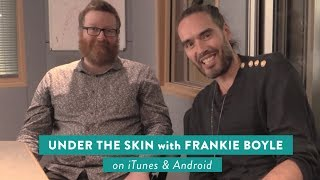 Frankie Boyle and I discuss media censorship, the virtues of nihilism, and the effects of fatherhood on life as a comedian.Subscribe to the podcast on iTunes!My new tour Re:Birth is coming to YOUR town - go to http://russellbrand.seetickets.com/tour/russell-brandListen to my new podcast Under The Skin here https://itunes.apple.com/au/podcast/under-the-skin-with-russell-brand/id1212064750?mt=2Subscribe to the Trews here: http://tinyurl.com/opragcgProduced & edited by Gareth RoyTrews Music by Tom Excell & Oliver CadmanTrews Graphic by Ger Carney