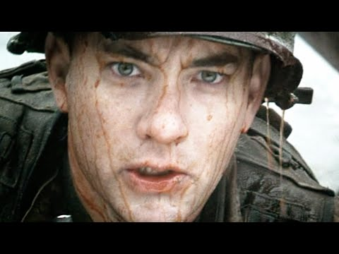 Saving Private Ryan: How Spielberg Constructs A Battle Scene