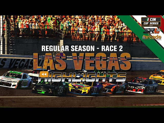 CIN CUP SERIES 2020 Gara 2 3DRap.it Las Vegas 200 Highlights