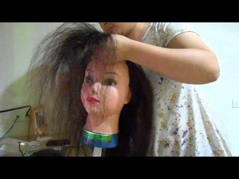 髮型教學1
