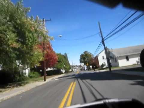 Aristes PA to Ringtown to Brandonville and home 10 13 12.avi