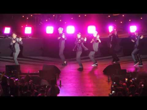 140503 EXO M – Growl @ Hollywood Bowl (12th Korean Music Festival)