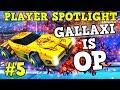 Rocket League BEST PLAYER SPOTLIGHT #5: SC Gallaxi is OP!