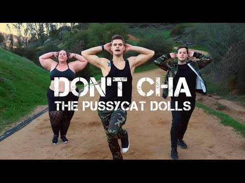 Don& 39;t Cha - The Pussycat Dolls | Caleb Marshall x Whitney Thore | Dance Workout