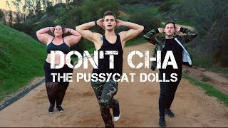 Don't Cha - The Pussycat Dolls | Caleb Marshall x Whitney Thore | Dance Workout