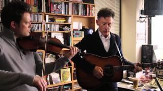 <b>Lyle Lovett</b> NPR Music Tiny Desk Concert