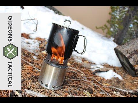 Never Buy Fuel Again! Solo Stove Lite & Pot 900