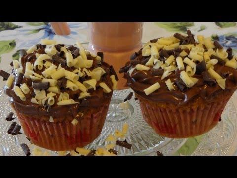 cupcake alla nutella - ricetta facile, veloce e deliziosa