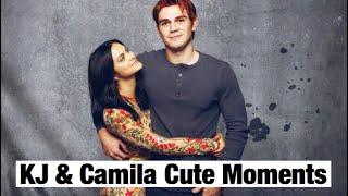 Video Kj Apa & Camila Mendes | Cute Moments MP3, 3GP, MP4, WEBM, AVI, FLV April 2018