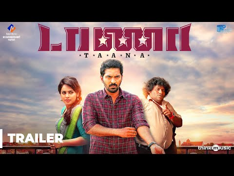 Taana Tamil movie Official Trailer Latest