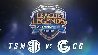 Video TSM vs. CG - Week 4 Day 1 | NA LCS Spring Split | TSM vs. Clutch Gaming (2018) MP3, 3GP, MP4, WEBM, AVI, FLV Juni 2018