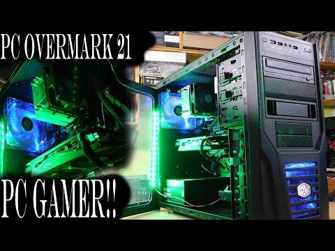 Armando una pc Gamer - Overmark 21