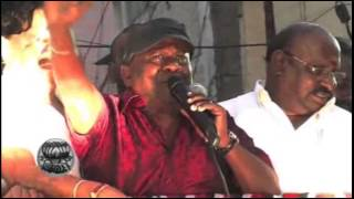 Tamil Comedy Actor Senthil Campaigning for ADMK in Comical Way