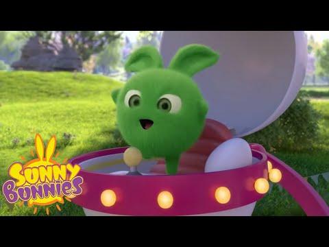 Cartoons For Children   SUNNY BUNNIES - HAPPY EASTER   New Episode   Season 3