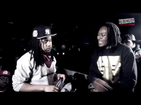 BlockCityTv Presents FLI FETTI VS K HOLLA