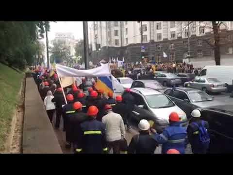 В Киеве начинается МАЙДАН 3. Евросила 06.09. Верховная рада сейчас - DomaVideo.Ru