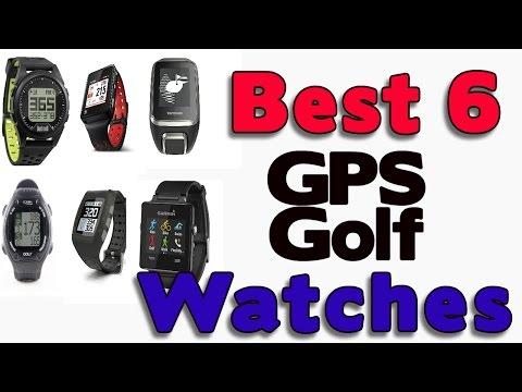 6 Best GPS Golf Watches Reviews