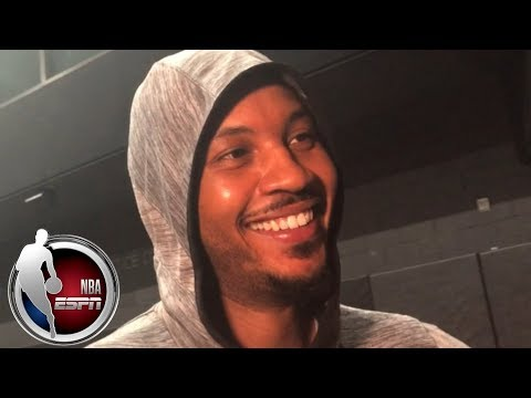 Video: Carmelo Anthony's favorite memories while on New York Knicks | NBA on ESPN