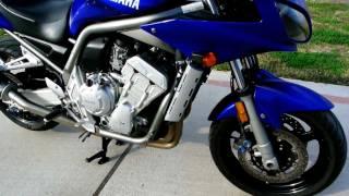 8. 2001 Yamaha FZ1 1000 Naked
