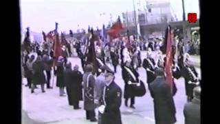 Olof Palme's Funeral, March 1986...25 years later, Feb 2011