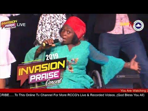 Funmi HIGH Praise @ RCCG KayWonder INVASION PRAISE CONCERT 2019