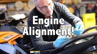 8. How To: Engine Alignment on a Sea-Doo PWC